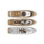 San Lorenzo 92 2 | Jacht makelaar | Shipcar Yachts