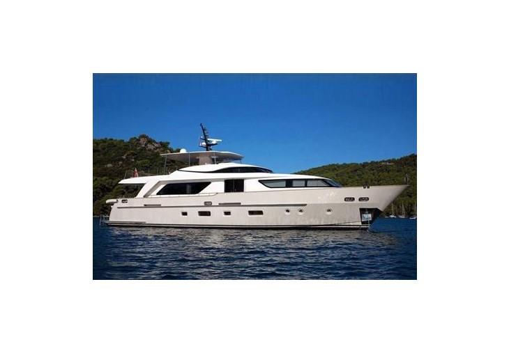 San Lorenzo 92 | Jacht makelaar | Shipcar Yachts