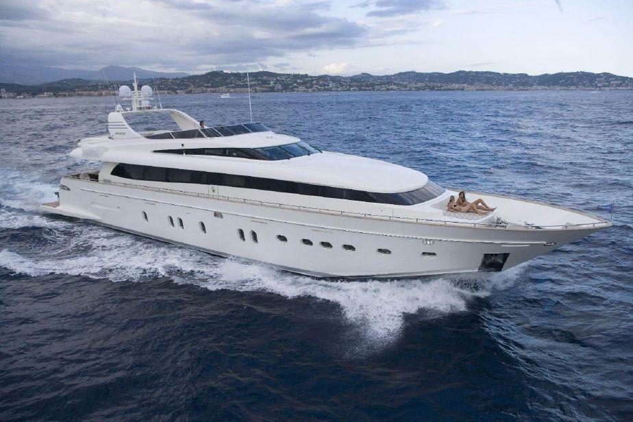 Canados 116 | Jacht makelaar | Shipcar Yachts