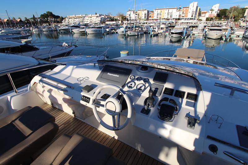 Prestige 620 S | Jacht makelaar | Shipcar Yachts
