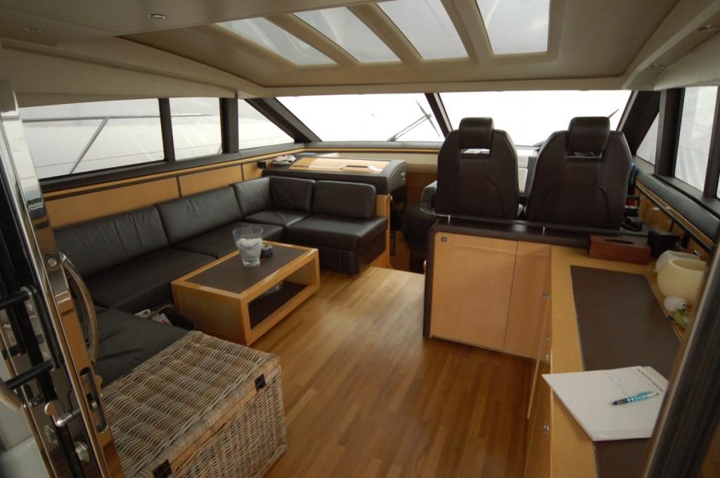 Princess V 62   Jacht makelaar   Shipcar Yachts