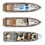 Azimut 62 S 9 | Jacht makelaar | Shipcar Yachts