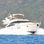 Princess 67 0 | Jacht makelaar | Shipcar Yachts