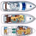Azimut 46 Fly 11   Jacht makelaar   Shipcar Yachts