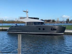 Van Der Heijden Hayden 430 Fly | Jacht makelaar | Shipcar Yachts