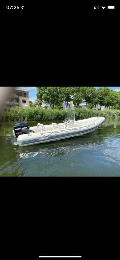 Novomarine  RH700 | Jacht makelaar | Shipcar Yachts