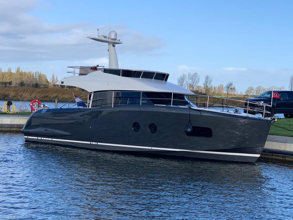 Van Der Heijden Hayden 430 | Jacht makelaar | Shipcar Yachts
