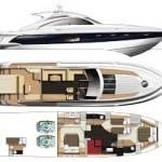 Fairline Targa 62 GT 1 | Jacht makelaar | Shipcar Yachts