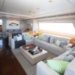 San Lorenzo 82 5 | Jacht makelaar | Shipcar Yachts