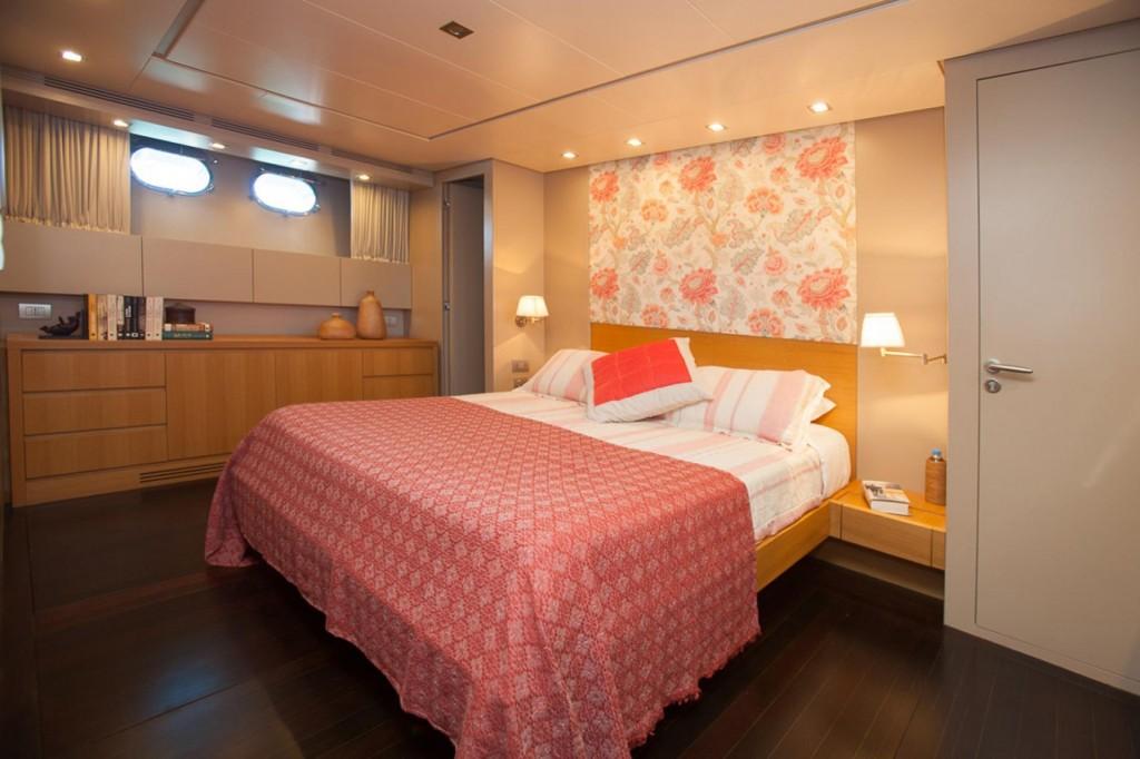 San Lorenzo 82 | Jacht makelaar | Shipcar Yachts