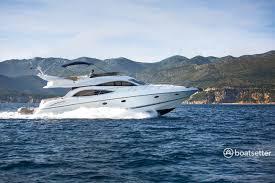 Sunseeker Manhattan 56 | Jacht makelaar | Shipcar Yachts
