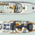 Fairline Targa 43 4   Jacht makelaar   Shipcar Yachts