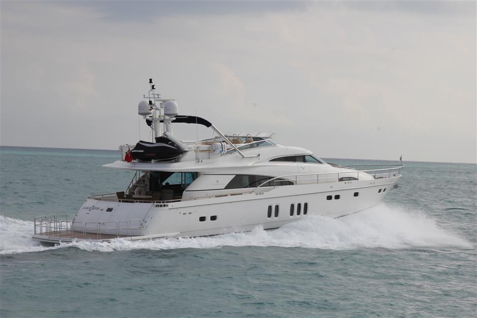Fairline 78 | Jacht makelaar | Shipcar Yachts