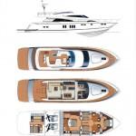 Fairline 78 26 | Jacht makelaar | Shipcar Yachts