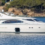 Ferretti  731 15 | Jacht makelaar | Shipcar Yachts