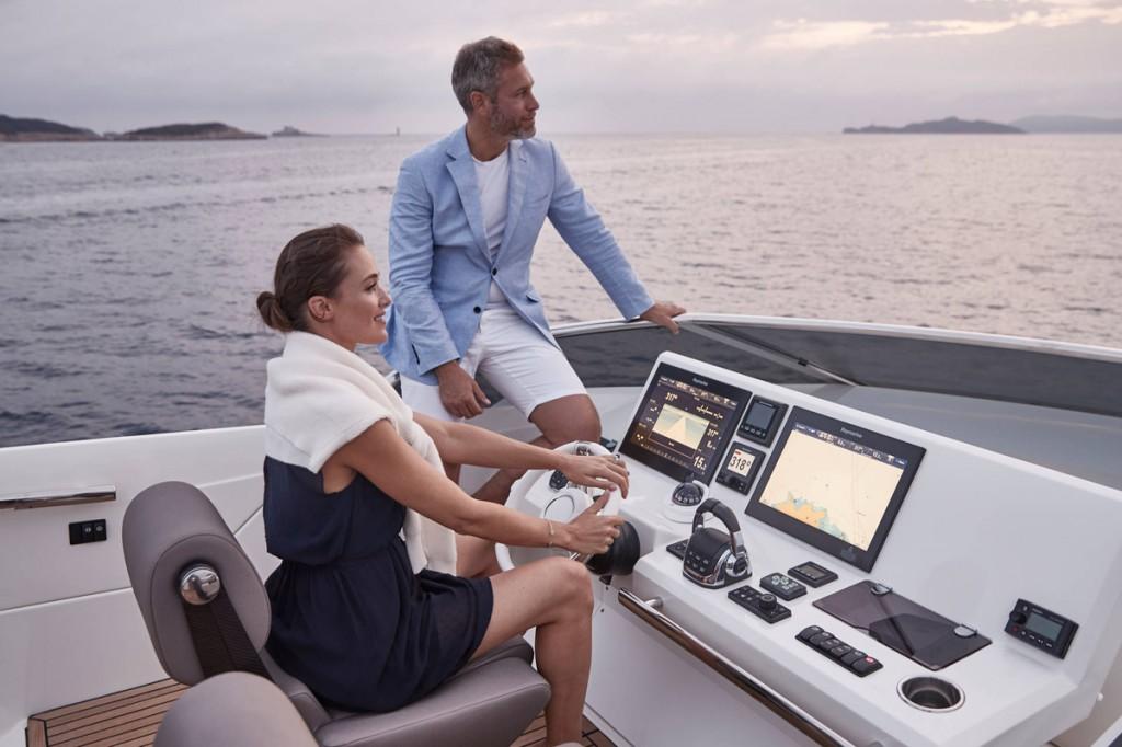 Prestige 630 S | Jacht makelaar | Shipcar Yachts