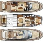 Prestige 60 Fly 23 | Jacht makelaar | Shipcar Yachts