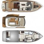 Galeon 500 Fly 7 | Jacht makelaar | Shipcar Yachts