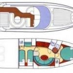 Astondoa  40 fly 6 | Jacht makelaar | Shipcar Yachts