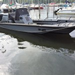 Boston Whaler Combat (Army Boat) 8 | Jacht makelaar | Shipcar Yachts