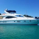 Majesty 61 10 | Jacht makelaar | Shipcar Yachts