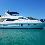 Majesty 61 0 | Jacht makelaar | Shipcar Yachts