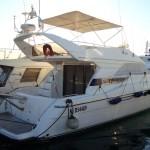 Princess 460 Fly 0 | Jacht makelaar | Shipcar Yachts