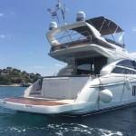 Princess 54 Fly 1 | Jacht makelaar | Shipcar Yachts