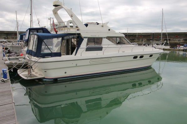 Princess 45 | Jacht makelaar | Shipcar Yachts