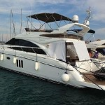 Princess 54 Fly 3 | Jacht makelaar | Shipcar Yachts