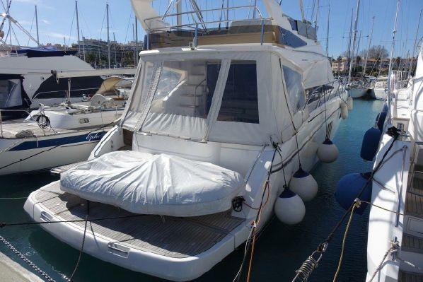 Princess 54 Fly | Jacht makelaar | Shipcar Yachts
