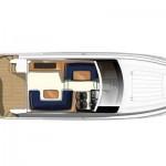 Princess 54 Fly 8 | Jacht makelaar | Shipcar Yachts
