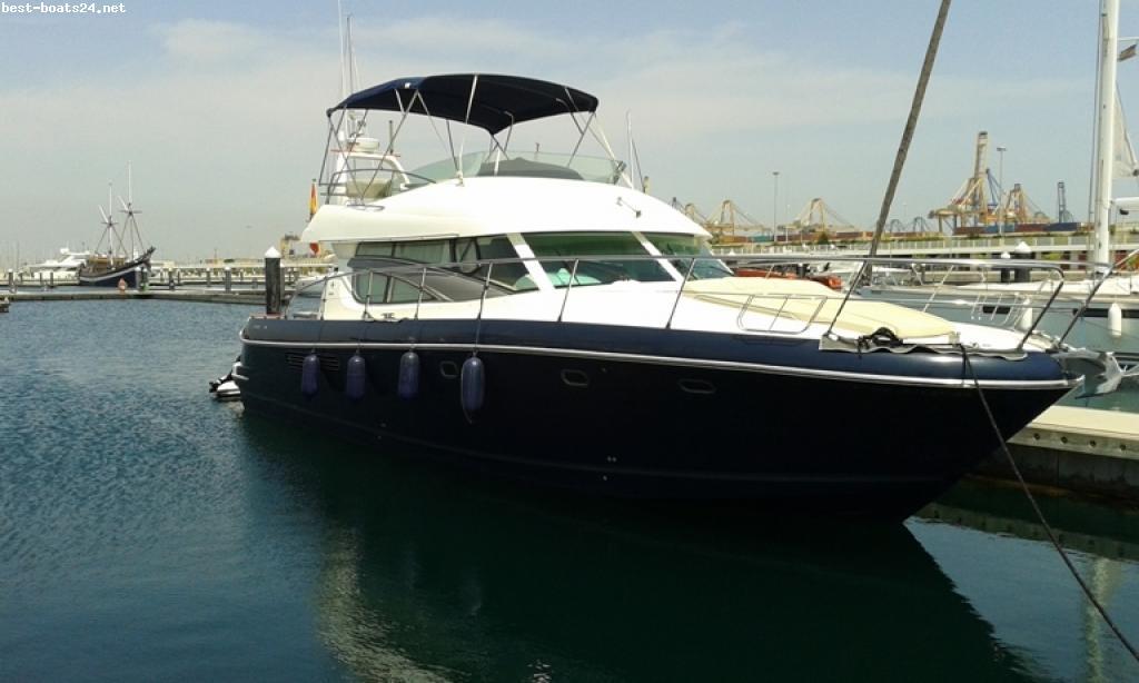 Prestige 46 Fly | Jacht makelaar | Shipcar Yachts
