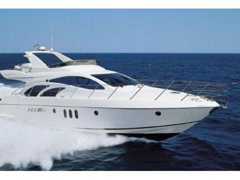 Azimut 55E | Jacht makelaar | Shipcar Yachts