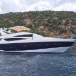 Princess 85  1 | Jacht makelaar | Shipcar Yachts