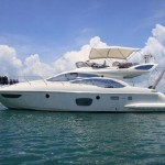 Azimut 47 Fly 1 | Jacht makelaar | Shipcar Yachts