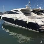Princess  V 58 HT 1 | Jacht makelaar | Shipcar Yachts