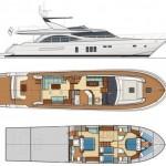 Guy Couach  2100 FLY 2 | Jacht makelaar | Shipcar Yachts