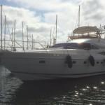 Princess 65 Fly 2 | Jacht makelaar | Shipcar Yachts