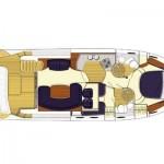 Princess  42 Fly 27 | Jacht makelaar | Shipcar Yachts