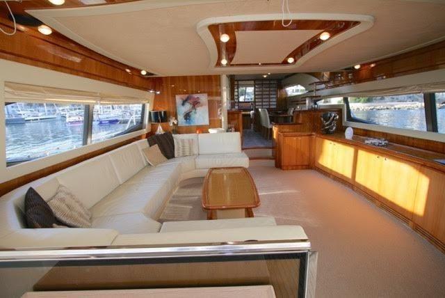 Ferretti  760 | Jacht makelaar | Shipcar Yachts