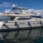 Guy Couach  2100 FLY 41 | Jacht makelaar | Shipcar Yachts