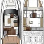 Prestige 420 Fly 8 | Jacht makelaar | Shipcar Yachts
