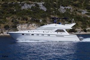 Princess 470 | Jacht makelaar | Shipcar Yachts