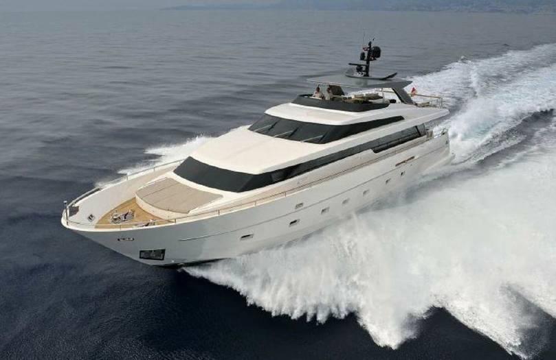 San Lorenzo SL 94 | Jacht makelaar | Shipcar Yachts