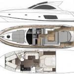 Sunseeker Portofino 48 29 | Jacht makelaar | Shipcar Yachts