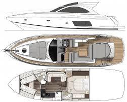Sunseeker Portofino 48 | Jacht makelaar | Shipcar Yachts
