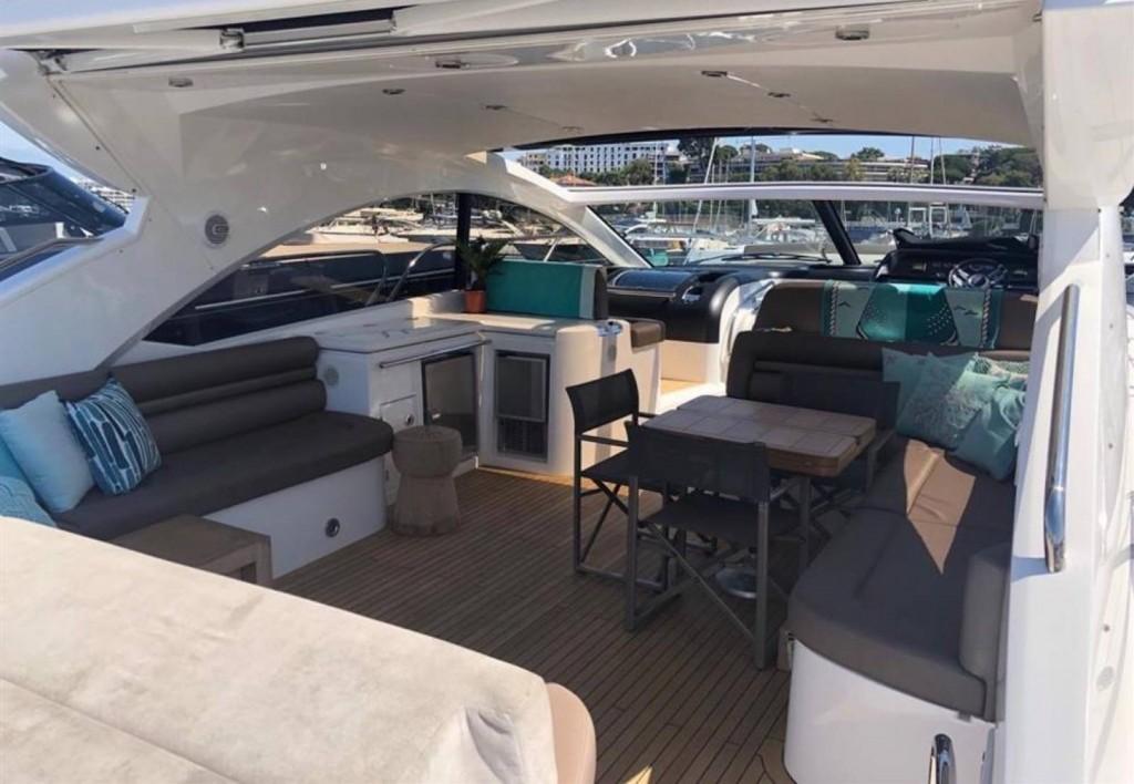 Sunseeker Predator 60 | Jacht makelaar | Shipcar Yachts
