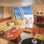 Sealine F42/5 3 cabines 8 | Jacht makelaar | Shipcar Yachts