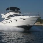Princess 45 Fly 0 | Jacht makelaar | Shipcar Yachts